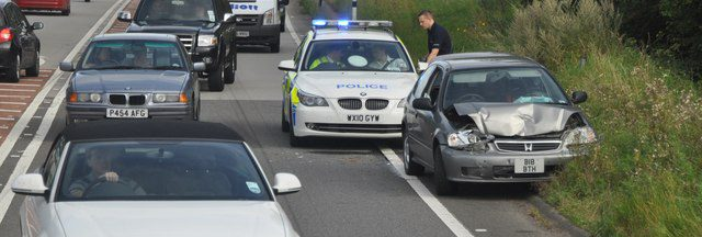 Preventing Fleet Fraud - Car Accident