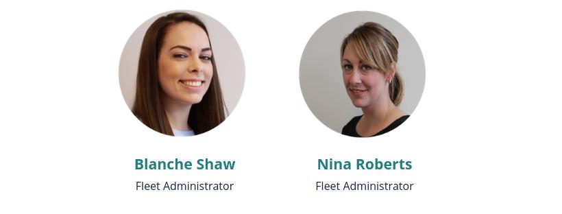 Fleet Insurance Broker Team -Blanche and Nina