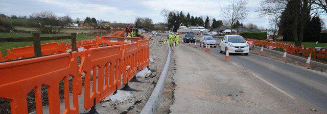 Spring Driving Tips - Beware of roadworks