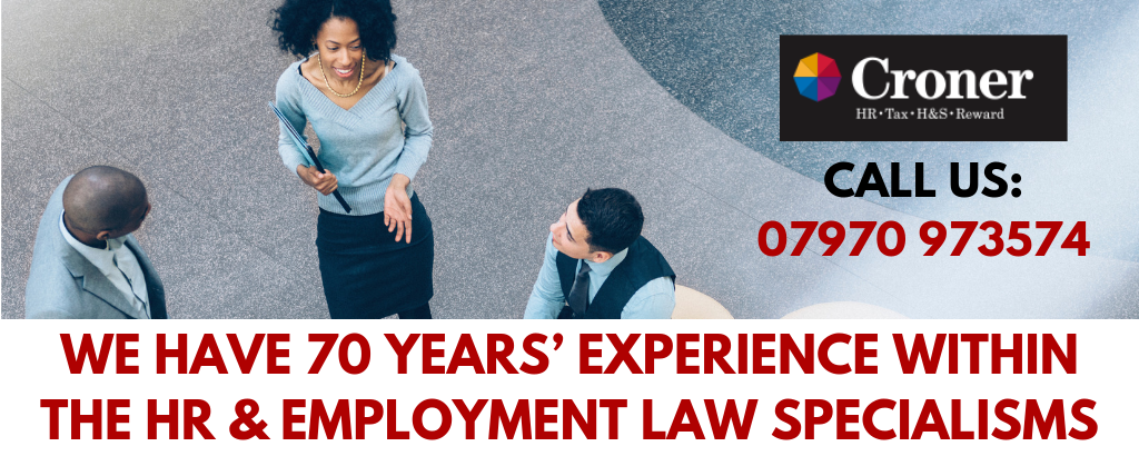 Croner - HR and Employment Law Specialisms